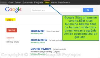Gbar Sites yazısı