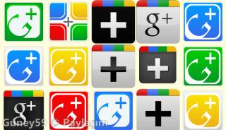 Google + Profil Resim örnekleri