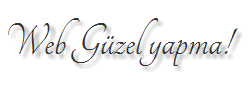 Yazı font