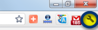 Chrome ingiliz anahtarı