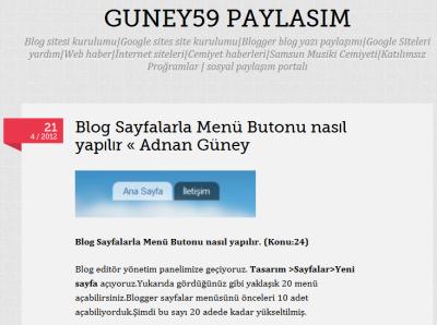 Tumblr Guney59 Paylaşım blogu