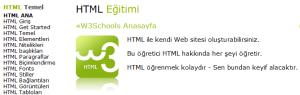HTML bilginizi seveceğiniz testlerle geliştirin