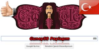 Google'dan Barış Manço 70. Doğum Günü Doodlesi | Guney59 Paylaşım