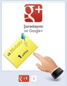 Google Sites Sitene Online Sayac Ekle